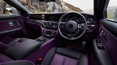Royce Rolls Interior Ghost 5k Wallpapers 4k