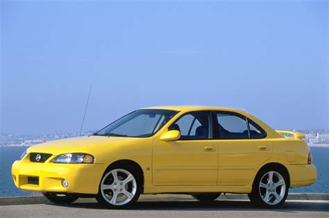 2003 nissan sentra se r spec v the official car of