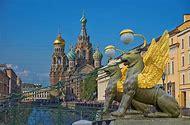 St. Petersburg Russia Bridges