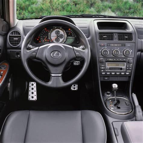 lexus is300 interior 2002 lexus is 300 first 1st generation toyota