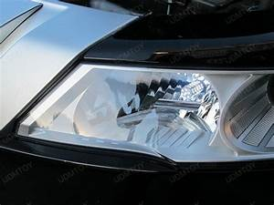 2009 2010 Acura Tl 9005 Led Daytime Running Lights