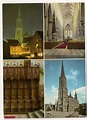 Das Munster, Ulm Minster, Germany. Multiview Colour Photo ...