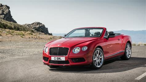 2014 Bentley Continental Gt V8 S Convertible Wallpaper