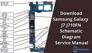 Download Samsung Galaxy J7 J710fn Schematic