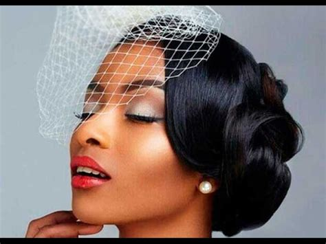 Hairstyles For Black by Black Wedding Hairstyles For Black