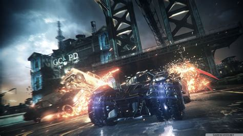 Batman Arkham Knight Wallpapers  Read Games Reviews, Play