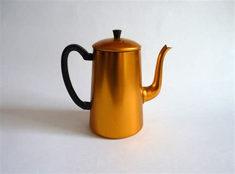 copper anodised coffee pot flickr photo sharing