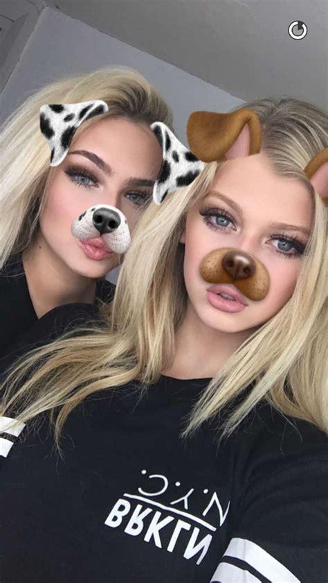 Hot Instagram Girl Models Dog Filter Snapchat Black Snapchat Girls Loren Gray Snapchat