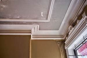 What, You, Need, To, Know, About, Plastering, Damaged, Plaster, Ceiling, With, Plaster, Molding, Replicated
