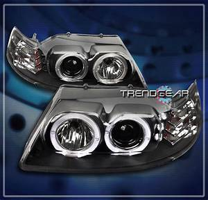 2001 Ford mustang gt headlights