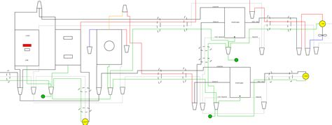 P B Wiring Diagram by Shower Two Gfci On 20a Bathroom Circuit Home