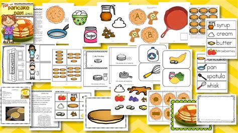 pancake day theme unit pack for preschool and kindergarten 159 | s502260936815463319 p372 i2 w640