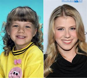 Stephanie Tanner then and now   Full House   Pinterest