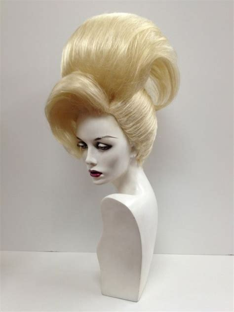 big hair wigs images  pinterest wigs hair
