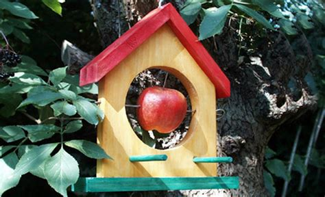 vogelfutterhaus selber bauen selbstde