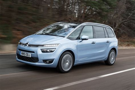 Citroen Grand C4 Picasso by Citroen Grand C4 Picasso Review Pictures Auto Express