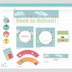 Free Back To School Printable From Urinvited  Catch My Party