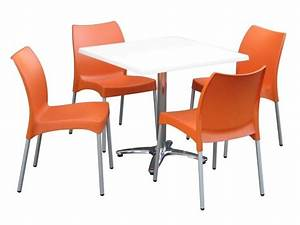 How To Match Your Cafe Chairs To Your Table Base – Café