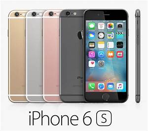 iphone 6s colors 3d lwo