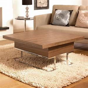 Easy, Convertible, Coffee, Table