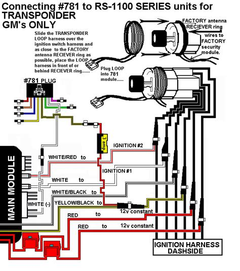 Bypas Remote Start Wiring Diagram installation diagrams