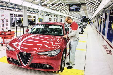 Alfa Romeo Italy by Alfa Romeo Cancels Giulia Sportwagon Plans Car Magazine