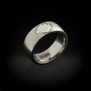 Cool harley davidson wedding rings for your special day for Harley wedding rings