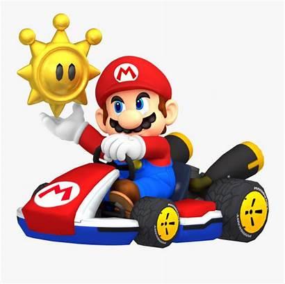 Mario Kart Clipart Transparent Deluxe Cart Clipartkey