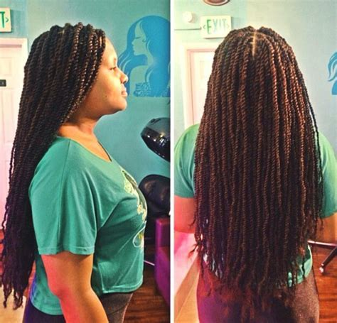 Protective Styling: Marley Twists   The Naturalista Chronicles