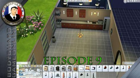 les sims 4 let s play int 233 gral 201 pisode 9 pc construction de la salle de bain et de la