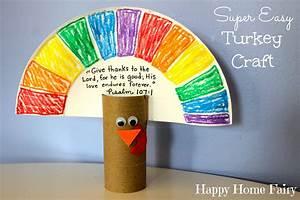 Super, Easy, Turkey, Craft