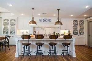 jessica stout design as seen on fixer upper house in With kitchen colors with white cabinets with world market metal wall art