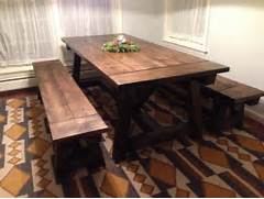 Farmhouse Dining Room Table Seats 12 by The Simple Farmhouse Dining Table