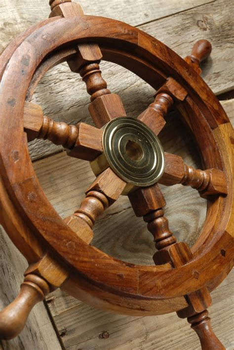 Old Boat Steering Wheel For Sale by Wooden Boat Steering Wheels For Sale Plans For Old Wooden