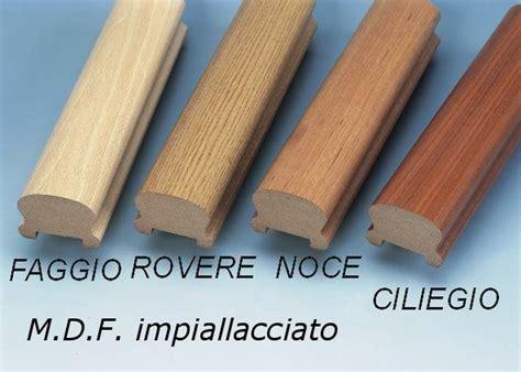 corrimano in legno prezzi corrimano in legno per scale interne con corrimano per