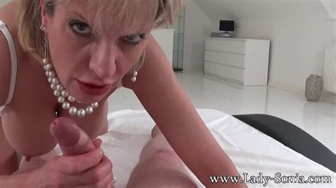 Milf Lady Sonia To Strip And Suck Intruders Dick Redtube