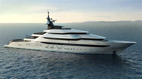 Yacht Boat by The Oceanco Igor Lobanov Y708 85 60m Superyacht