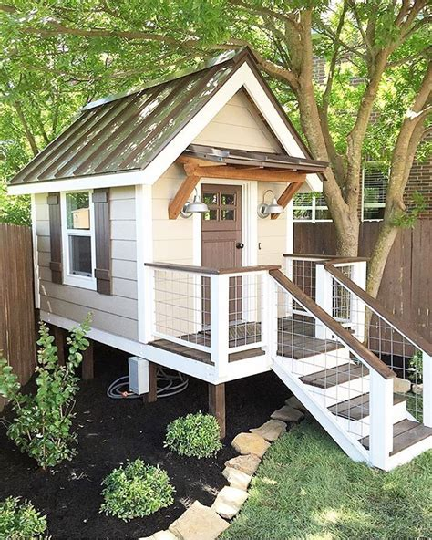 playhouse garden shed pin by stenvik on farmhouse in 2019 backyard