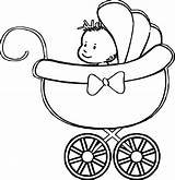 Coloring Baby Pages Stroller Printable Boy Drawing Carriage Books Sheets Stuff Bestcoloringpagesforkids Printables Boys Its Things Cartoon Strollers Children sketch template