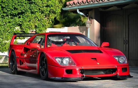 How Much Is A F40 Worth by 1992 F40 Lm Front Photo Size 1192 X 763 Nr 1