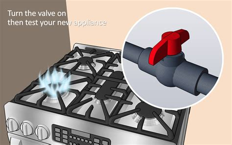 gas oven installation how to install a gas line 6 steps with pictures wikihow 1199
