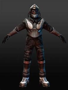 Zombie Astronaut image - Solarix - Indie DB