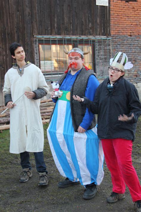 asterix erobert rom mit unserer hilfe linz