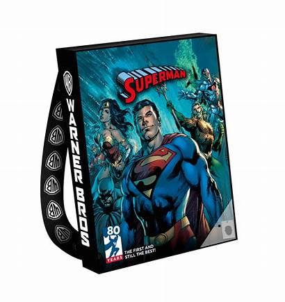 Warner Bros Dc Bags Pins Hero Collectible