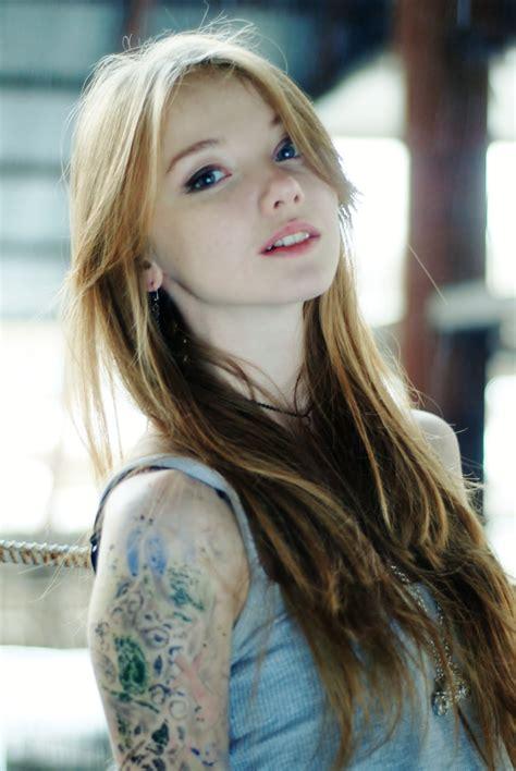 Olesya Kharitonova Women Model Wallpapers Hd Desktop And