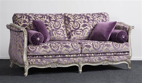 canapé de style canapé lit de repos crosse 2 places style louis xv ref