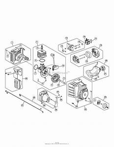 Mtd 41cdz20c799  316 711022  Parts Diagram For Engine Assembly