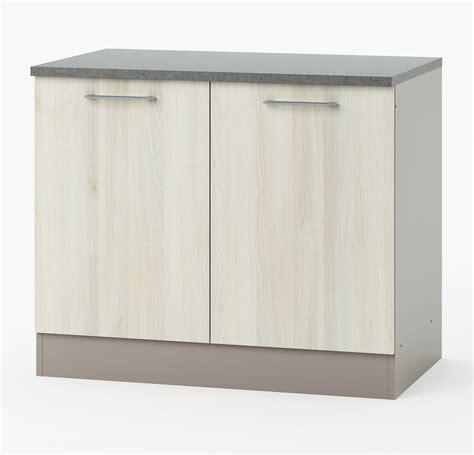 meubles de cuisine bas meuble bas de cuisine 100 cm cuisto meuble de cuisine