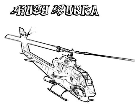Apache Helicopter Kleurplaat by Helicopter Huey Cobra Apache Helicopter Coloring Pages