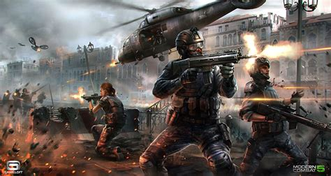 gameloft announces modern combat 5 blackout asphalt